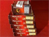 120rds Monarch 223rem