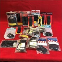 Box Lot of Asst Holsters