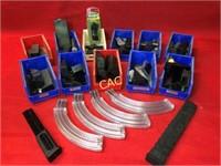 Box Full of Asst Rifle & Pistol Mags