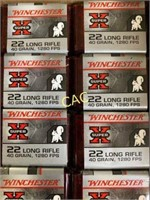 100rds Winchester 22lr