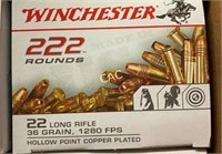 222rds Winchester 22lr