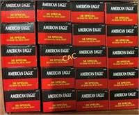 50rds American Eagle 38spl