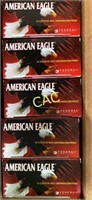50rds American Eagle 5.7x28mm