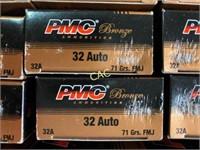 50rds PMC 32auto