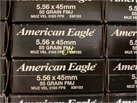 20rds American Eagle 5.56x45mm