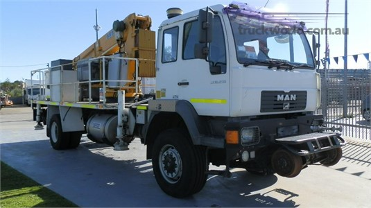 2007 MAN 18.280 C - Trucks for Sale