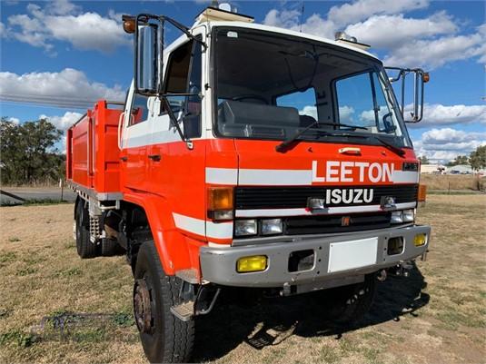 1987 Isuzu FTS - Trucks for Sale