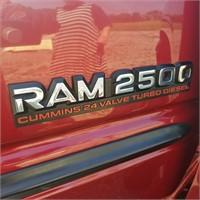2000 Dodge Ram 2500 Truck w/Cab & Half