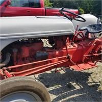 Ford 9 N Tractor-Good Sheet Metal & Running