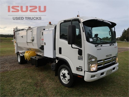 2014 Isuzu NQR 450 Premium Used Isuzu Trucks - Trucks for Sale