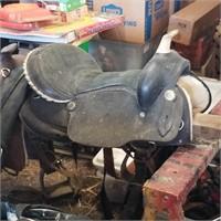 """15"""" Western Saddle 3"""