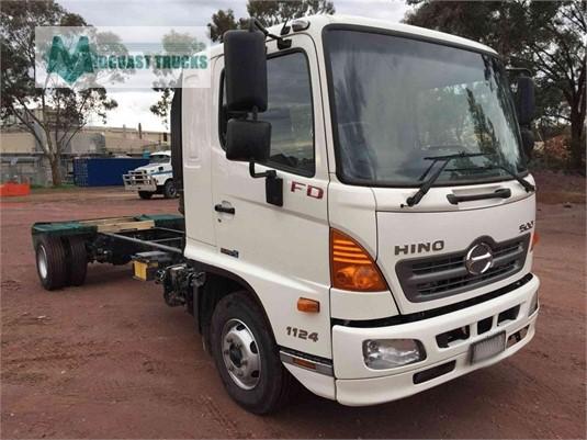 2009 Hino 500 Series 1024 FD Midcoast Trucks - Trucks for Sale
