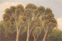 19th Century Eurpoean Landscape Oil Painting