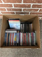 Box of Assorted CDs