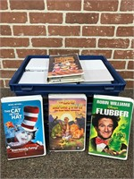 Assorted Disney Movies (VHS)