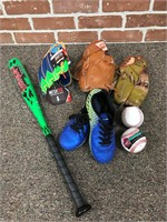 Child's Baseball Lot