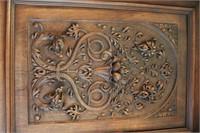 19th C Palladian Henry II style buffet/cabinet