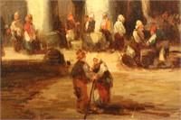 19c Oil Figures in the Market -  Henry Schafer