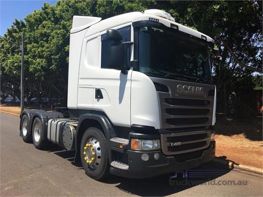 2014 Scania G480 - Trucks for Sale