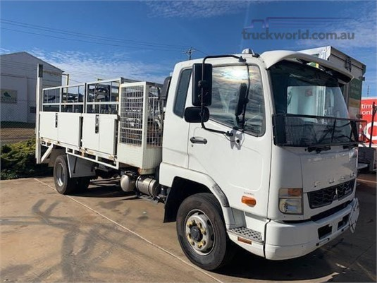 2016 Mitsubishi Fuso FIGHTER 1224 - Trucks for Sale
