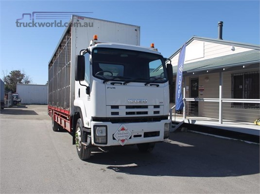 2009 Isuzu FVR 1000 - Trucks for Sale