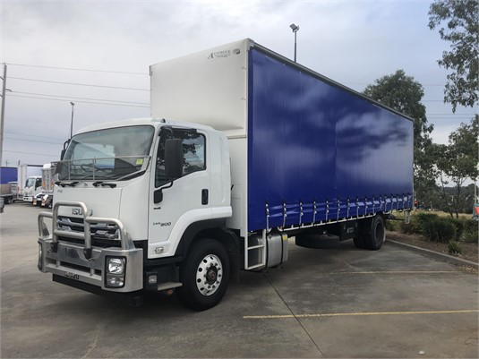 2016 Isuzu FVD - Trucks for Sale