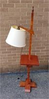 Reproduction adjustble lamp