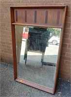 MCM wall mirror