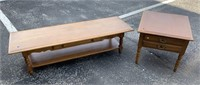 """""""Conart"""" coffee table & end stand"""