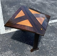 Rosewood artist table
