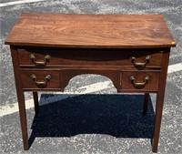 Antique mahg. vanity(?)/server(?) chest