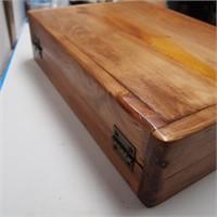 Nice Wooden Gun Case