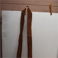 Suede Leather Purse