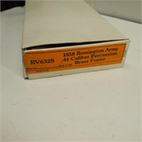 Black Powder Pistol/Orig. Box