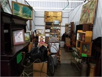 SHORT NOTICE STORAGE AUCTION - ONLINE ONLY