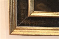 Italian Old Master Oil Painting Dated 1779