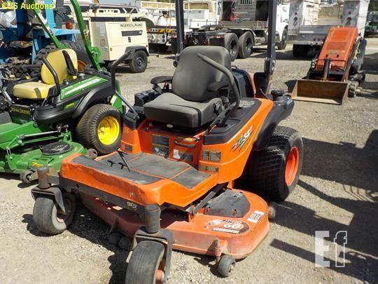 2015 Kubota Zg327pa 60 For Sale In Ontario California Equipmentfacts Com