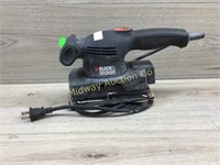 BLACK AND DECKER ELECTRIC FLAT SANDER