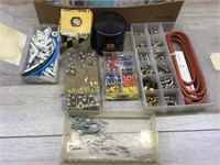 SCREW ANCHORS/ WIRE ENDS/ VARIOUS SCREWS AND HARDW