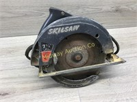SKILSAW 7 1/4 INCH CIRCULAR COMERTIAL DUTY POWER S