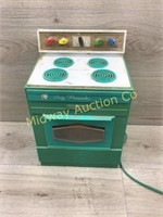 SUZY HOME MAKER ELECTRIC CHILDS STOVE