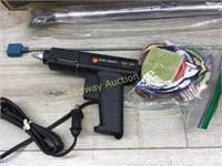 DOWING JIG/ DOOR JAM/ BLACK DECKER GLUE GUN/ SMART