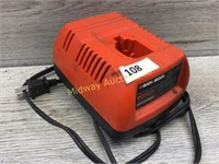BLACK AND DECKER BATTERY CHARGER/ DRILL SAW ATTACH