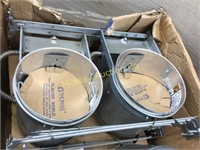 6 INCH RECESSED LIGHT HOUSEINGS