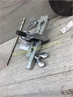 6 INCH C CLAMP/ FLARING TOOL