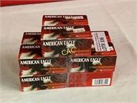 50rds American Eagle 5.7x28mm 40gr FMJ