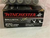 40rds Asst Brands 270 Ammunition