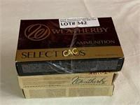 60rds Asst Brands .257wby Magnum
