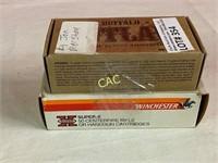 Approx Asst Brands 100rds 38-40 Ammunition