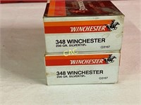 40rds Winchester348win 200gr